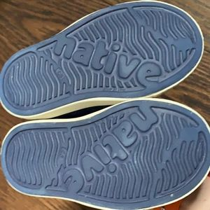 Native Size 8 Jefferson Shoes